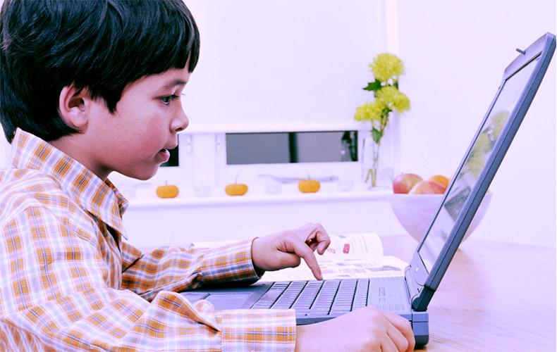 Безопасная работа с современным компьютером. Правила для детей