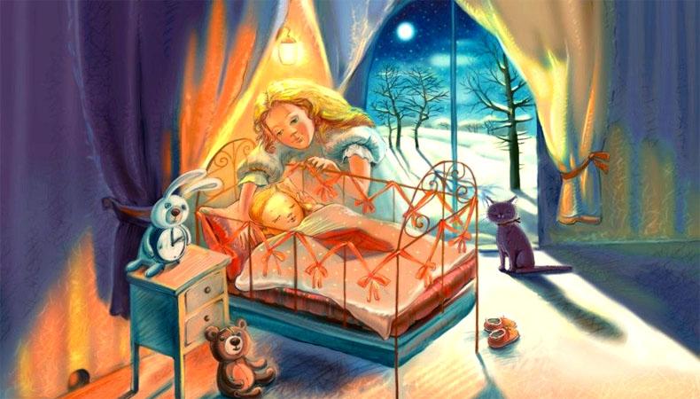сказка, ребенок, малышу, о сказках