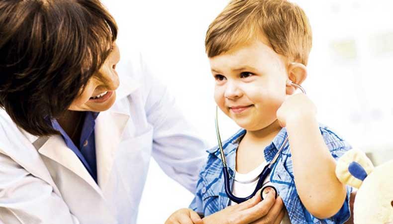 медицинский осмотр ребёнка,отклонений в развитии,здоровья своего ребёнка,посещении детского врача,проблемы связанные с нарушением слуха