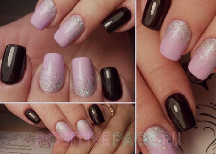 самостоятельно накрасить ногти