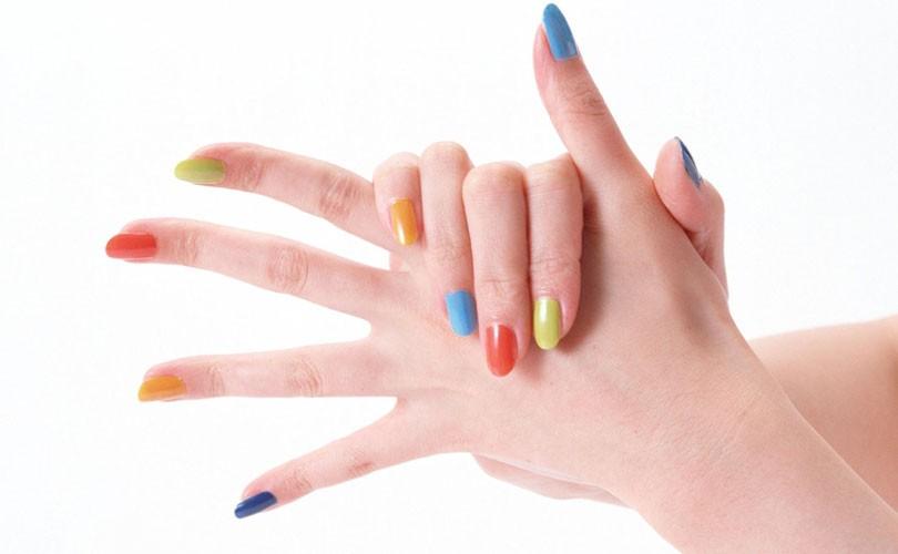 быстро нарастить ногти