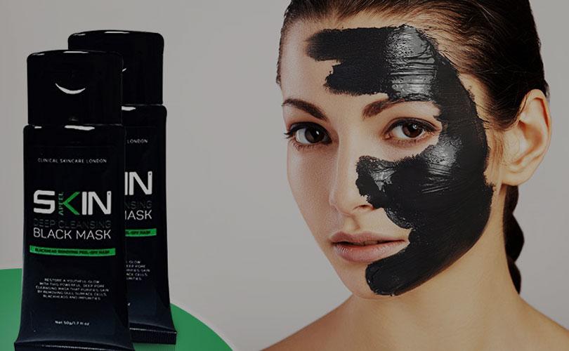 Состав черной маски.