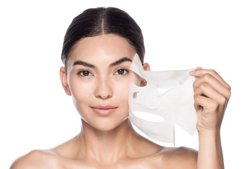 Очистка пор на лице