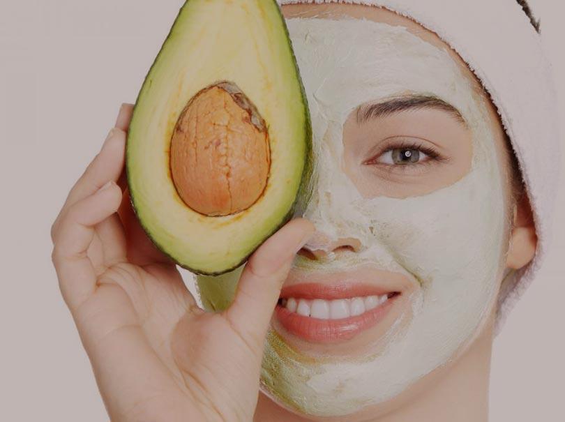авокадо против морщин