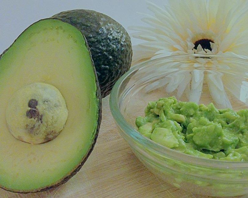 рецепт маски из авокадо