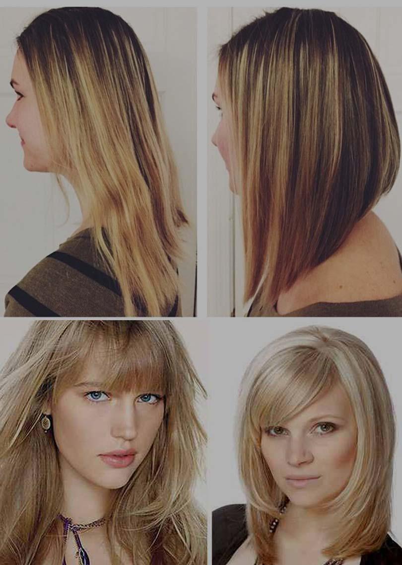 каре до и после фото