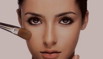 Как наносить макияж на лицо пошаговое