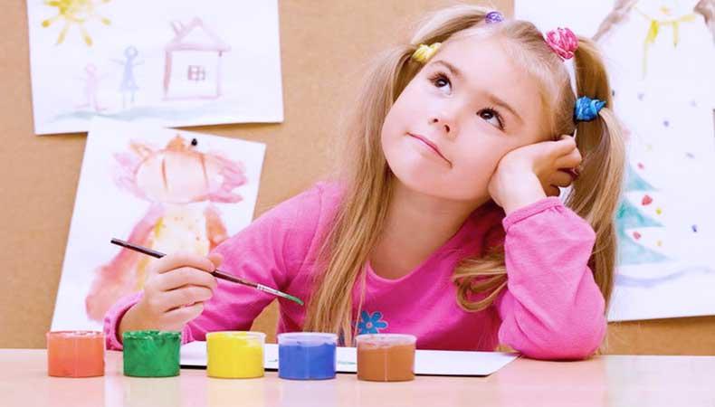 воспитание ребенка, эстетической культуры ребенка, открыть для ребенка мир искусства
