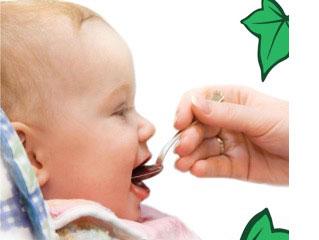 Сироп от кашля у детей