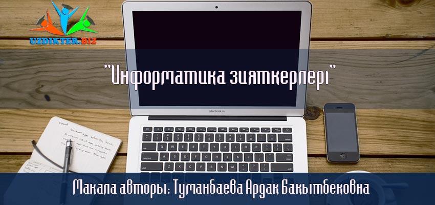 Информатика зияткерлері