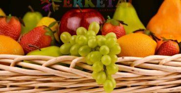 занятия фрукты в детском саду.