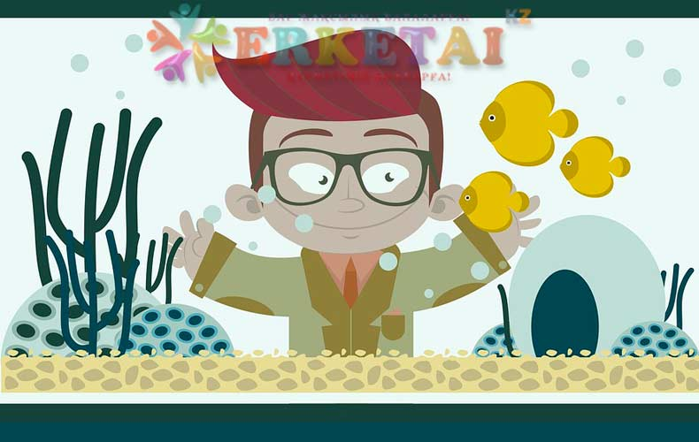 Поделка «Мой аквариум»